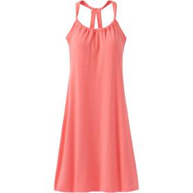Prana Quinn Dress Dam summer peach